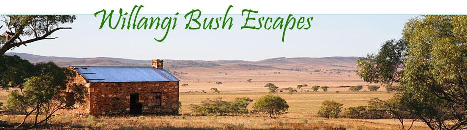 Willangi Bush Escapes